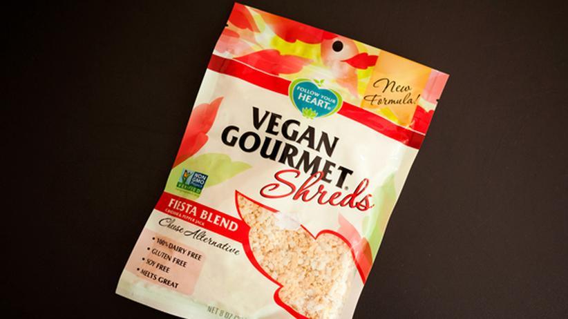 Vegane Ernährung Käseersatz vegan Vegetarier