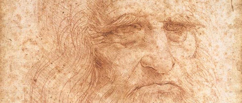 Kunstwerke: Physiker interessieren sich für Da Vincis Altersflecken