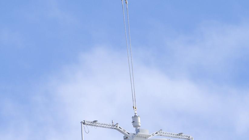 Test für Mars-Flüge: Die Raumsonde der Nasa für Flüge zum Mars