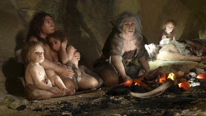 Frühmensch: Der letzte Scheiß vom Neandertaler