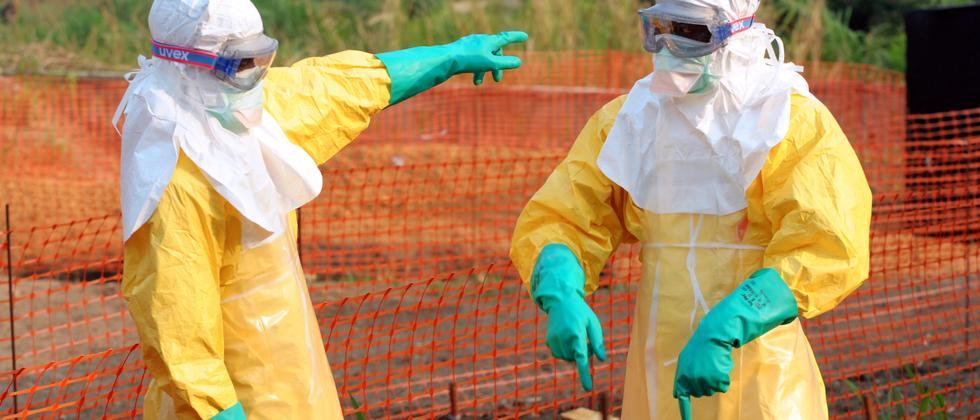 Ebola: Das Virus kennt keine Grenzen