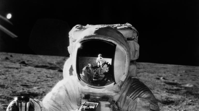 Mondlandung Verschwörungstheorie Apollo