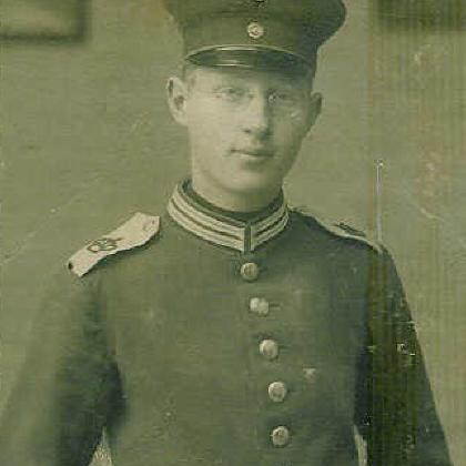 Erster Weltkrieg: Von einem, der auszog, das Kämpfen zu lernen
