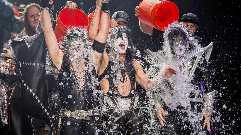 Ice Bucket Challenge Welcher Eiseimer-Typ sind Sie?