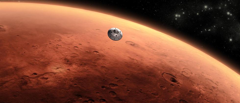Raumfahrt: Schatz, lass uns auf den Mars ziehen!