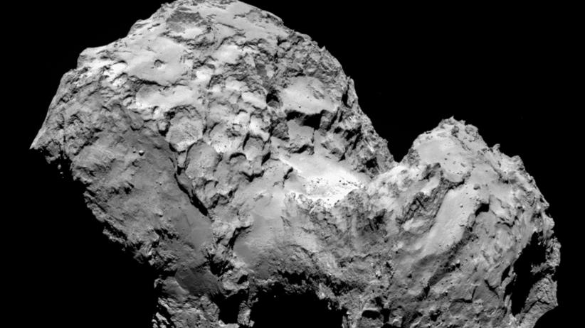 Astronomie: Rosetta ist angekommen und knipst los