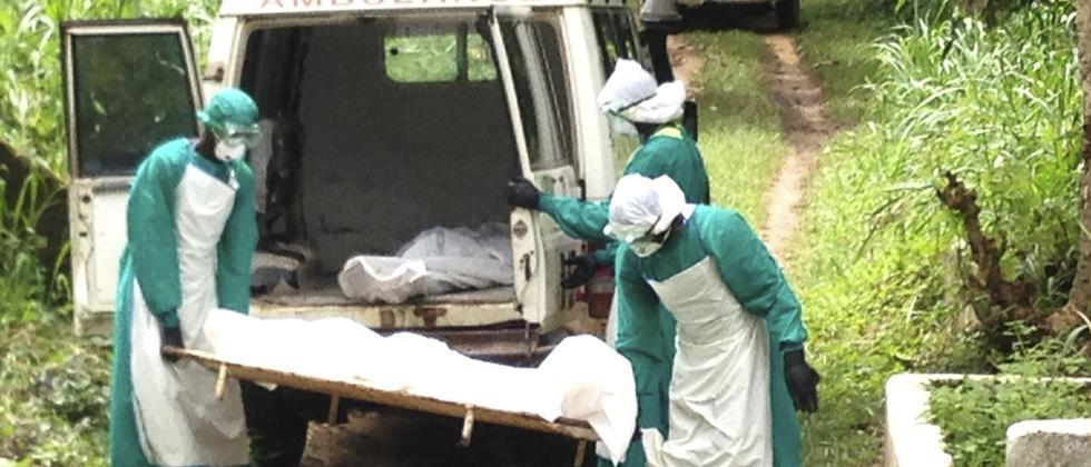 """Ebola in Westafrika: """"Manchmal braucht es ein paar Tote"""""""