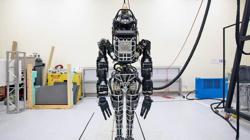 Roboter: Jetzt geh endlich!