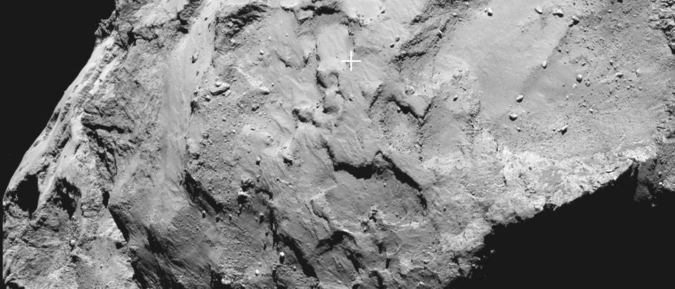 Rosetta: Ein fast perfekter Landeplatz für Philae