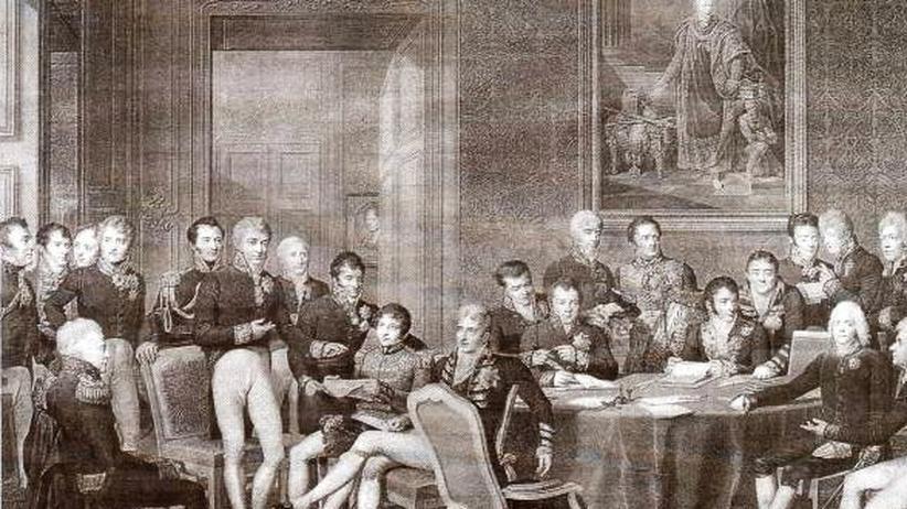 Wiener Kongress: Als Europa endlich Frieden fand
