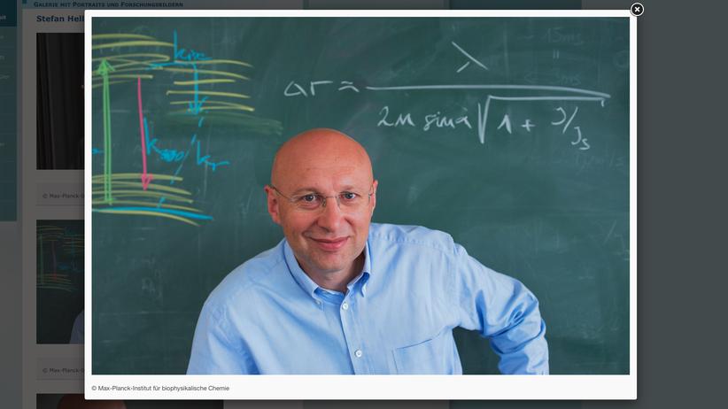 Nobelpreis in Chemie: Hell Yeah!
