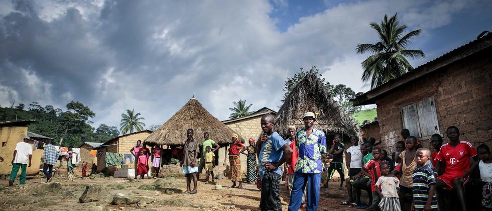 Ebola: Am Geburtsort der meistgefürchteten Seuche