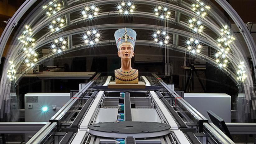 Roboter im Museum: Konserviert in Millionen Pixeln