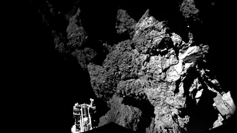 Rosetta-Mission: Erste Kometen-Schnappschüsse aus 500.000.000 Kilometern Entfernung