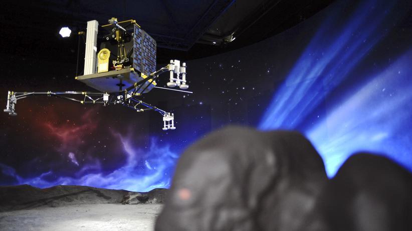 Rosetta Mission Philae Tschuri