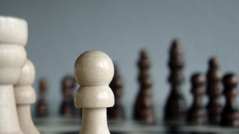 Schach-WM: Auf dem Schachbrett ticken Quadrate anders