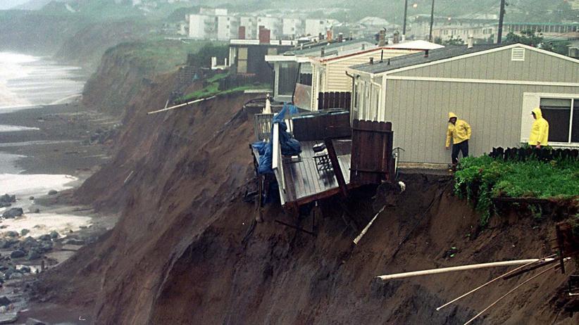 El Niño: Sturmfluten statt gesegnete Weihnachten