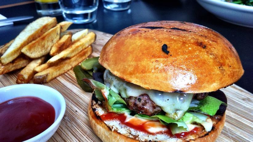 Fast Food: Der Aufstieg des Burgertums