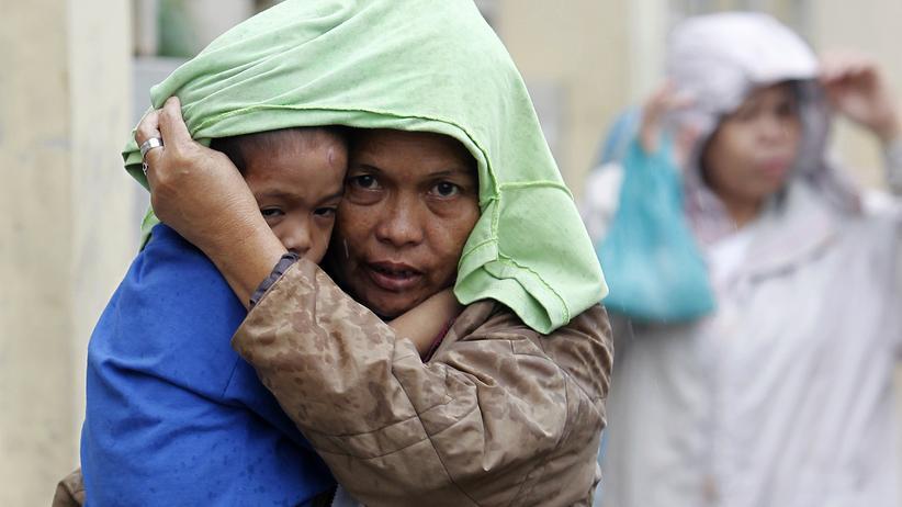 Philippinen: Manila rüstet sich für Tropensturm Hagupit