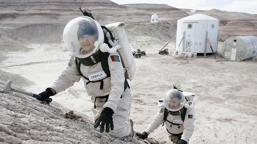 Raumfahrt: Wir versuchen, auf dem Mars zu leben