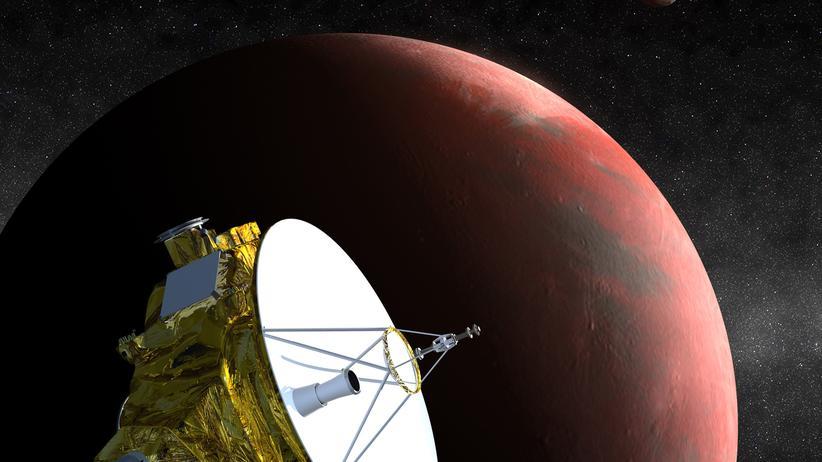 Pluto-Mission: Auf in die Schmuddelecke des Universums!