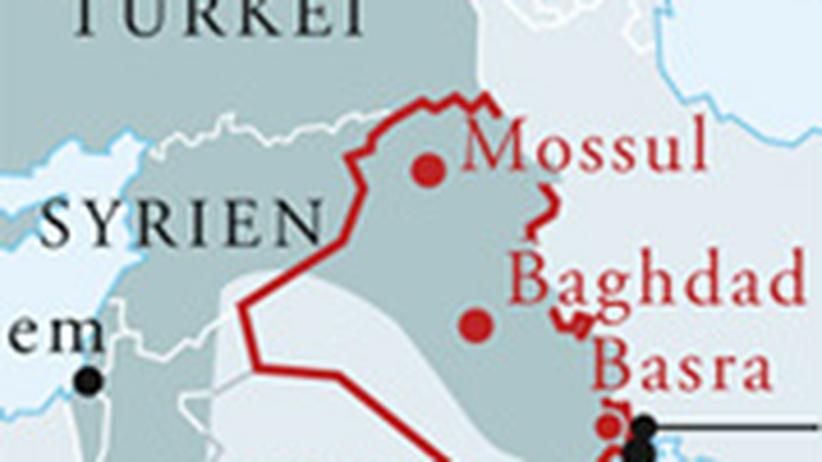 Osmanisches Reich: Die Erfindung des Iraks