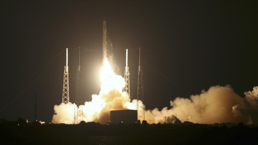 SpaceX: Raketen-Recycling scheitert trotz gelungenem Start