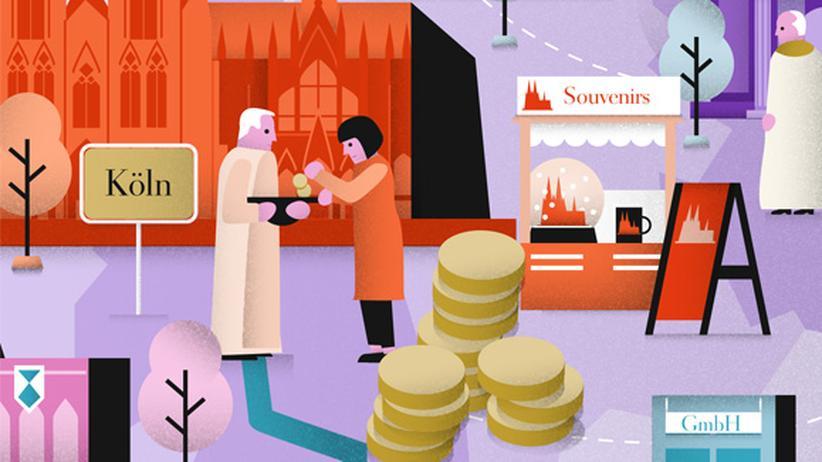 Finanzen: Unternehmen Kirche