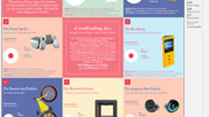 Elektronik: Was ihr wollt