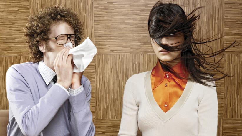 Erkältung: Steckt man sich im Büro nicht so leicht an, wenn man öfter lüftet?