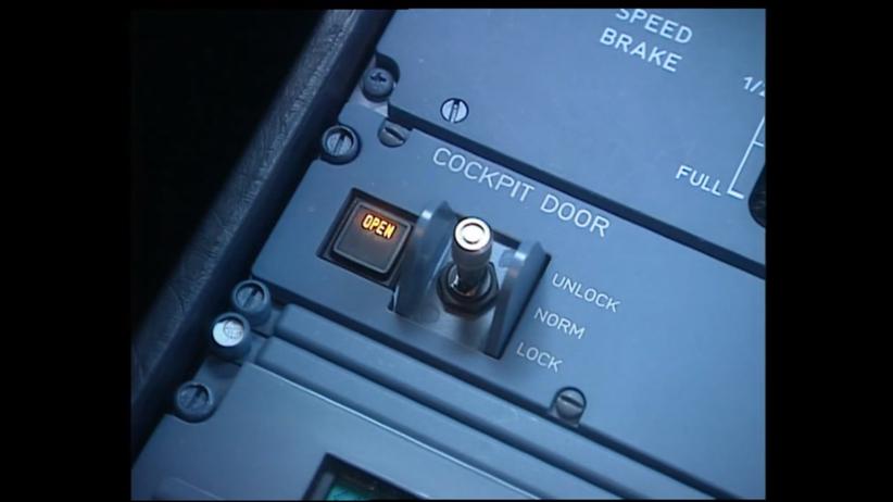 Flugzeugabsturz: Was geschah an der Cockpit-Tür?