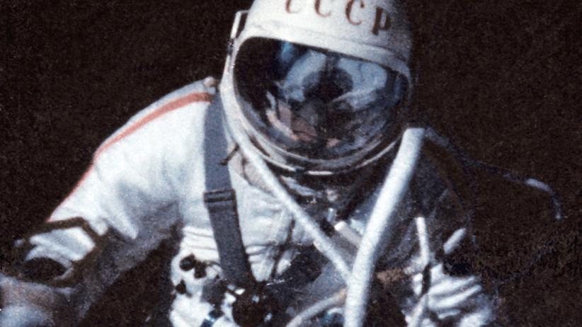Weltraum: Der erste Astro-Alex