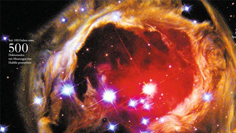 Astronomie: Happy Birthday, Hubble!