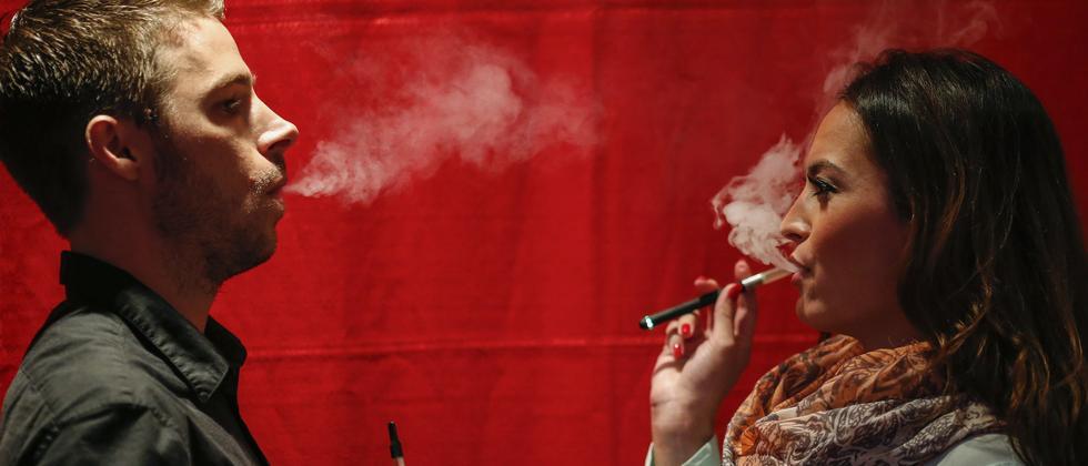E-Zigarette E-Shisha Bundesregierung