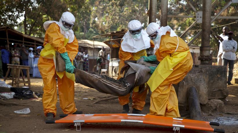 Schutz gegen Ebola: Forschern gehen die Impflinge aus