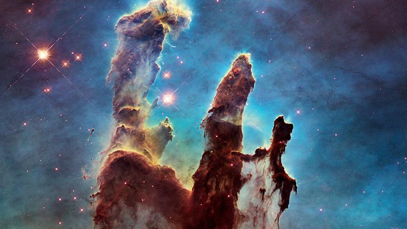 Hubble-Teleskop: Was für ein Prachtkerl!