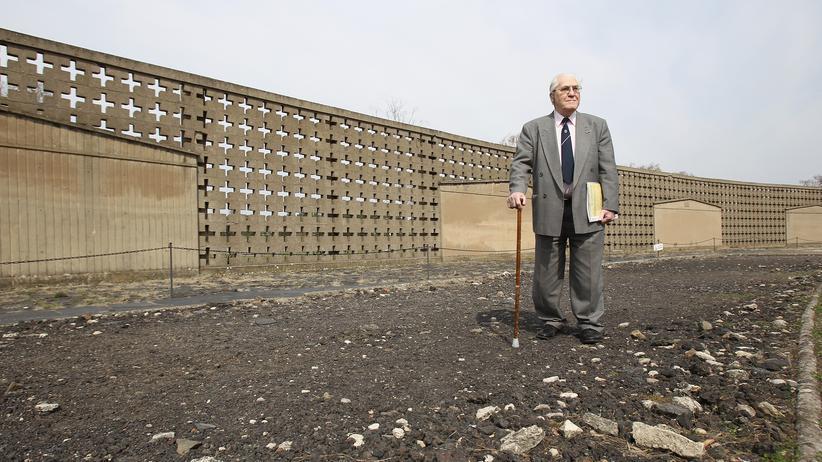 Joop Snep hat das KZ Sachsenhausen überlebt