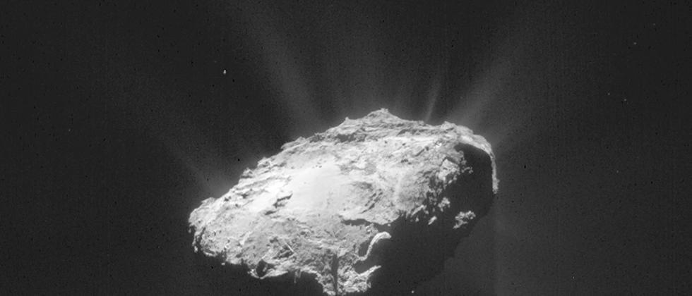 Rosetta Komet Tschuri
