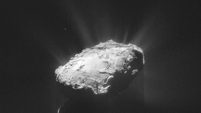 Rosetta-Mission: Akte 67P/C-G ungelöst