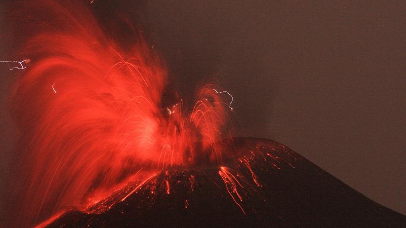 Klimawandel: Wissen, Klimawandel, Vulkan, Klimawandel, Wetter, Jahreszeit, Java, Sommer, Tsunami, Indonesien