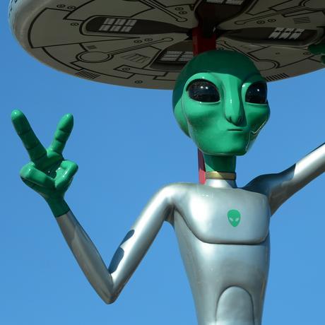 Außerirdische: Wollen wir wissen, wer da draußen ist?