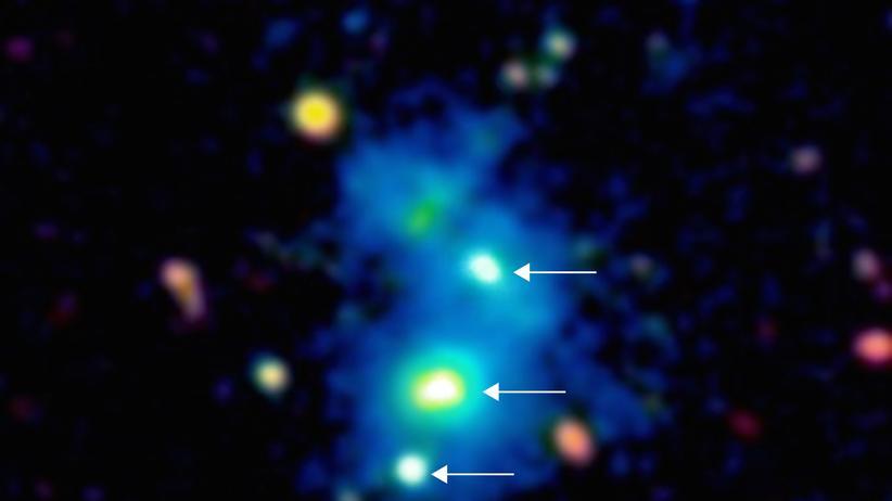 Quasar-Quartett