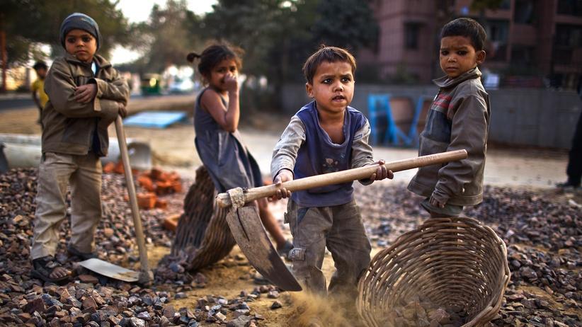 Entwicklungspolitik: Kinderarbeit gehört in vielen Regionen mit großer Armut zum Alltag. Die UN-Entwicklungsziele sollen auch daran etwas ändern.