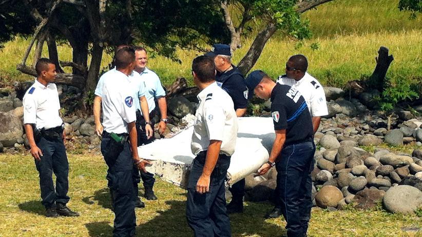 MH370: Meeresforscher halten MH370-Theorie für plausibel