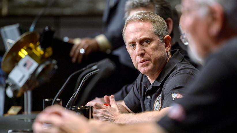 Alan Stern, wissenschaftlicher Leiter der New-Horizons-Mission