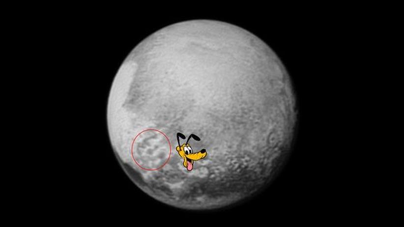 New Horizons Pluto Charon Sonde Nasa Weltraum