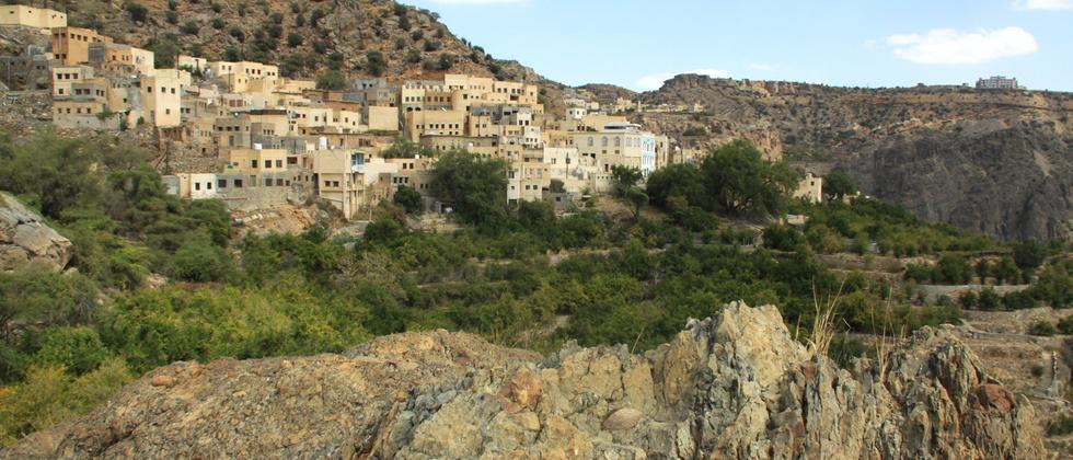 Oman: Bis zum letzten Tropfen