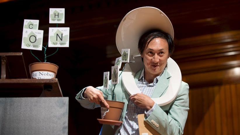 Ig-Nobelpreis: Im Pinkeln sind wir alle unschlagbar