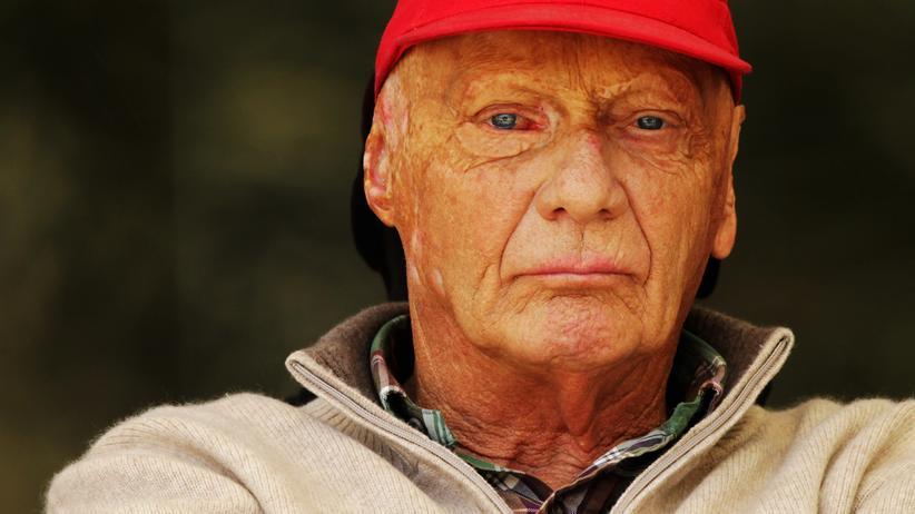 "Niki Lauda: ""Arschfliegen heißt, den Flieger zu spüren"""
