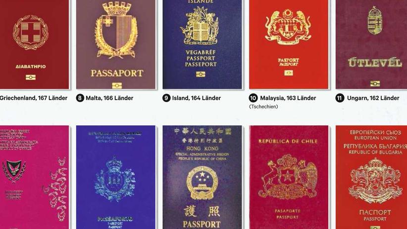 Reisepass: Passt nicht immer